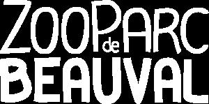 Logo blanc du ZooParc de Beauval