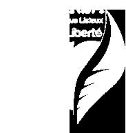 Logo blanc du zoo de Cerza