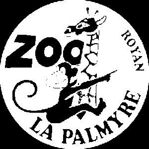 Logo du zoo de la Palmyre