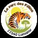 Logo du Parc des Félins