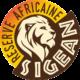 Logo de la Réserve Africaine de Sigean