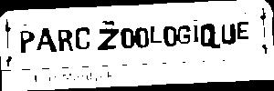 Logo blanc du Zoo de Fort-Mardyck